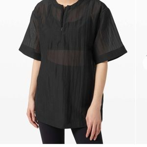 Lululemon Clear Intension Shirt